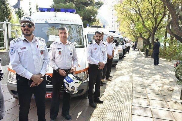 امدادرسانی به 40 هزار تصادف در فارس طی 10 ماهه سال جاری